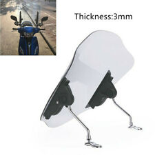 Motorcycle Universal Windshields Adjust Wind Shield Wind Screen Wind Deflector