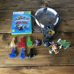 Skylanders TRAP TEAM Starter Pack XBOX 360 - One - With Extra Weapons