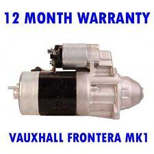 VAUXHALL FRONTERA MK1 MK I 2.3 1991 1992 1993 1994 - 1998 RMFD STARTER MOTOR