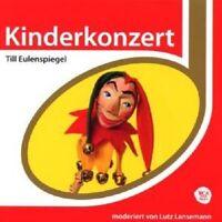 """LUTZ LANSEMANN """"TILL EULENSPIEGEL"""" CD NEW"""