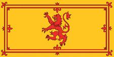scotland lion rampant 5 x 3 flag scottish scots glasgow edinburgh
