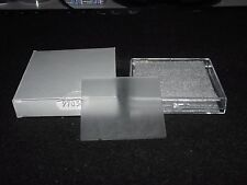ROLLEI FOCUSING SCREEN CLEAR GLASS (97054)