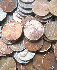 "500 COINS LOT - USA ( UNITED STATES OF AMERICA ) - 1 Cent ""Lincoln Memorial Cent"