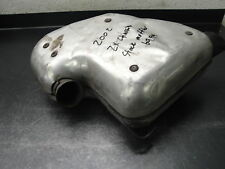 SKI DOO ZX CHASSIS SNOWMOBILE ENGINE EXHAUST PIPE MUFFLER CAN SILENCER