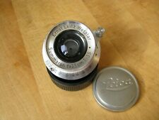 Leica 35mm Summaron f/3.5 Lens in Leica Screw Mount M39