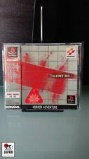 SILENT HILL - PLAYSTATION JAPAN - ÉTAT NEAR MINT /MINT +++