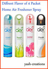 Godrej-Aer-Home-Air-Spray-Pack-Of-4-Different-Flavor-Musk-Cool-Fresh-And-Patel