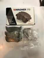 Disc Brake Pad Set-ThermoQuiet Disc Brake Pad Rear Wagner QC981 Brand New