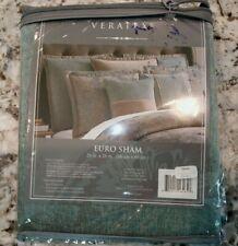 New Two Veratex 26x26 Euro European Pillow Shams Sham Lot Cute $120