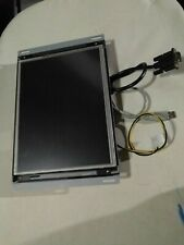 "10.4"" TFT LCD monitor with 5-wire resistive touchscreen"