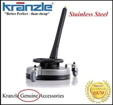 More details for kranzle m22 ufo 350mm floor / patio cleaner - stainless steel - next day!