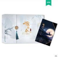 Pre-sale Wuji Chen Qingling Original Picture Album Collection Gift Box 陈情令画册原画影像