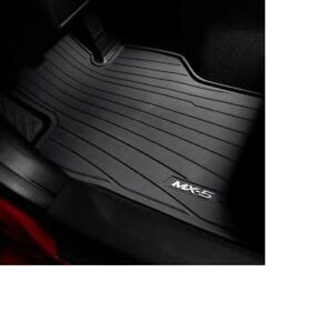 Original Mazda MX 5 ND Allwetter-Mattensatz Fussmatten NA1P-V0-351A