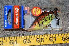 1/2 Oz. Bill Lewis Rat-L-Trap Fishing Lure