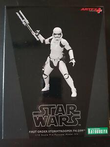 Star Wars Kotobukiya First Order Stormtrooper FN-2199 1:10 Art/FX