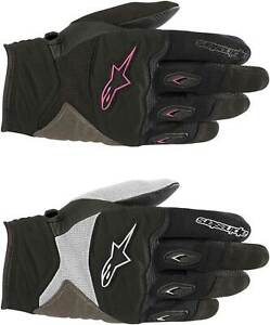 Alpinestars Women's Stella Shore Gloves - Motorcycle Street Riding Touch Screen