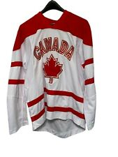 NORTHERN VIBE ADULT CANADA HOCKEY JERSEY SIZE S/P - Northern Vibe Maple Leaf
