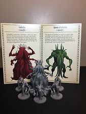 Ghostbusters Board Game Cathulu+ Spawn Of Cathulhu Exclusives New Cryptozoic