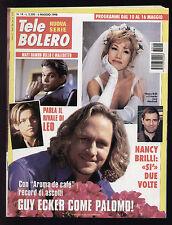 TELE BOLERO 18/1998 GRECIA COLMENARES MATT DAMON FULOP TELENOVELAS TV LOCALI
