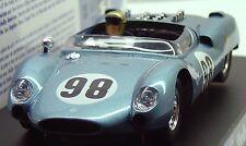REVELL MONOGRAM SHELBY KING COBRA 63' 4884 NEW 1/32 SLOT CAR IN DISPLAY CASE