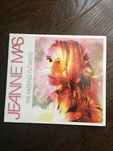 CD JEANNE MAS THE MISSING FLOWERS
