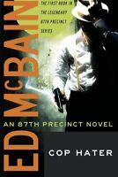 Complete Set Series - Lot of 55 87th Precinct books by Ed McBain Crime Police 87