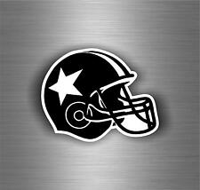 Sticker adesivi adesivo tuning auto moto murali football americano usa r1 casco