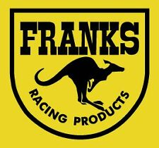 2 Vintage Franks Racing decal stickers YZ CR RM KX 125 250 360 400 465 500 Works