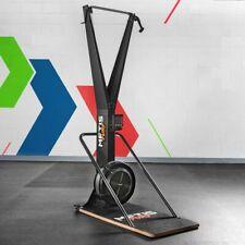 METIS FURY Ski Machine | INTENSE CARDIO WORKOUT – 10 Resistance Levels Gym/Home