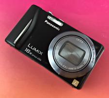 Panasonic LUMIX DMC-ZS8 14.1MP 16X Optical Zoom Digital Camera - Black #U2587