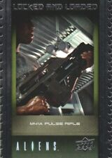 2018 Upper Deck Aliens Locked & Loaded Trading Card #ABA-1 M41A Pulse Rifle
