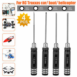 Hex Nut Screwdriver Set Repair Tool Kit for RC Traxxas Car Helicopter Boat Drone
