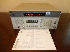 Agilent Hp 8902A 150 kHz to 1.3 Ghz Measuring Receiver w/ Options 30/33/37 Cal'D