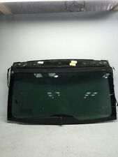 04 05 06 Porsche Cayenne S Rear Lift Gate Hatch Trunk Window Glass W/wires OEM