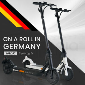 VALK Electric Scooter Motorised Adult Riding e Commuter Folding Foldable Kids