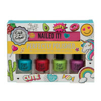 Technic Chit Chat Perfectly Polished Nail Collection Makeup Gift Set For Girls