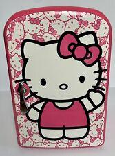 Hello Kitty Pink Mini Refrigerator fridge warmer Model 811129