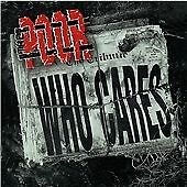 The Poor - Who Cares CD Album