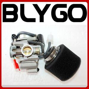 24mm Carb Carby Carburetor Air Filter GY6 125cc 150cc Quad Dirt Bike ATV Buggy
