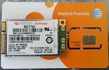 New Lenovo 0A36320 Lenovo ThinkPad GOBI 4000 Mobile Broadband - AT&T MC7700