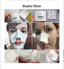 LANBENA Blackhead Remover Nose Mask Acne Black Deep Cleansing Plants Pore Strips