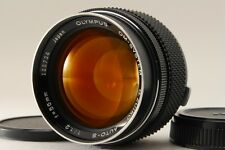 [Excellent+] Olympus OM-System G.ZUIKO AUTO-S 55mm f/1.2 Lens From Japan #06010