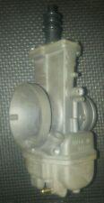 Carburateur Mikuni 38mm a boisseau plat et tirage rapide ref TMS38-78, adm 47mm