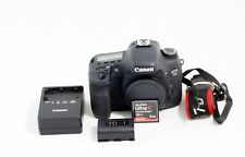 Canon EOS 7D 18.0 MP DSLR Camera Body Only With 4GB Card and Accessories