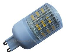 G9 48 Led Smd 240lm 3,5 W Bulbo Blanco Con Cover ~ 45w