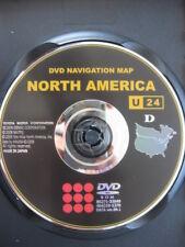 2004- 2009 TOYOTA TUNDRA SIENA LEXUS LS430 RX330 GEN 5 NAVIGATION DVD  MAP U24