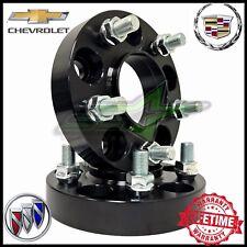 2 Hub Centric Wheel Spacers 5X120 15mm For Chevy Malibu Impala Camaro 14X1.5
