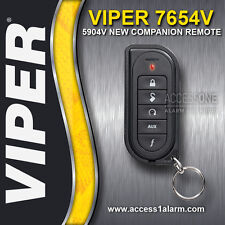 Viper 7654V 1-Way 5-Button Replacement Remote Control Transmitter For The 5904V