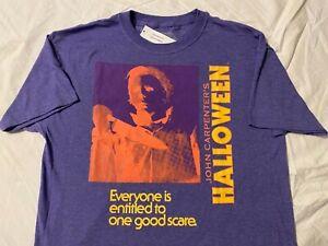 HALLOWEEN Kills 2 movie Horror Poster MICHAEL MYERS knife mask New MEN'S T-Shirt