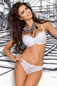 """Cup 75 B Axami Push-Up """" Zirconia """" V-5651 Sexy Lingerie Underwire"""